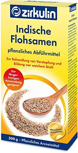 Zirkulin Indischer Flohsamen, 1er Pack (1 x 300 g)