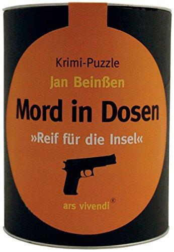 Mord in Dosen - Reif für die Insel