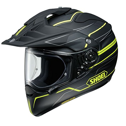 Shoei Hornet Abenteuer Motocross MX Helm Enduro Trail Quad Cross TC3 L (59-60cm)