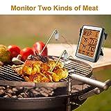 Zoom IMG-1 ikalula termometro cucina digitale da