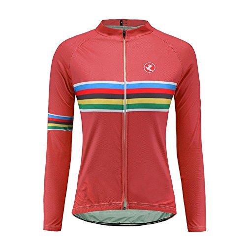 Uglyfrog Fahrradbekleidung Herren Frühjahr Style Full Zipper MTB Mountainbike-Clothes HHSL01