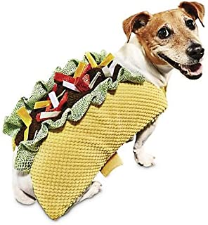 Bootique Taco Dog Costume - Large (Large)
