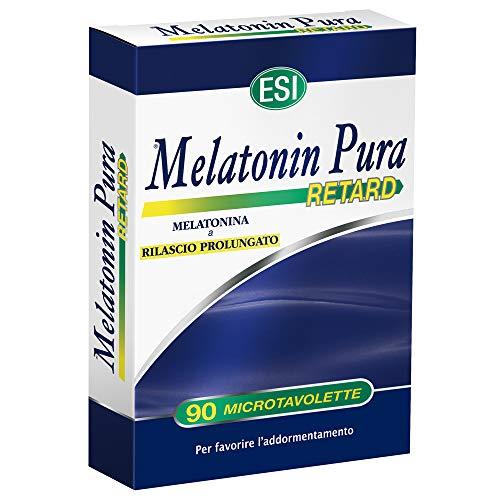 Melatonin Pura Retard - 90 Microtavolette