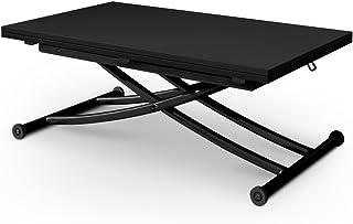 Amazon Fr Table Basse Relevable Extensible 3 Etoiles Plus