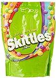 SKITTLES CRAZY SOURS - Bonbons enrobés goût Fruits Acidulés - Pochon de 174g (Lot de 7)