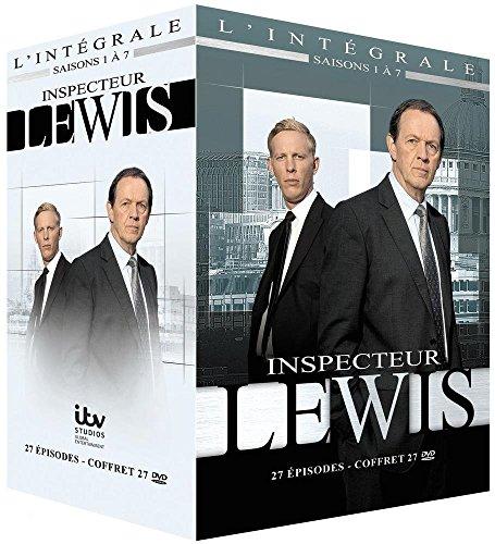 Inspecteur Lewis-L'intégrale Saisons 1 à 7