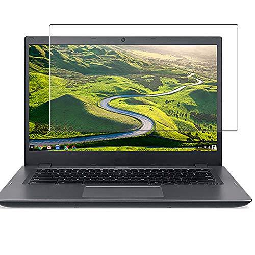 Vaxson Protector de Pantalla de Cristal Templado, compatible con Acer Chromebook 14 CP5-471 14' [solo área activa] 9H Película Protectora