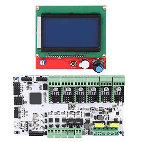 SHIJING 12-24V Hauptsteuerplatine 32 Bit Prozessor mit LCD-Display für Industriegüter