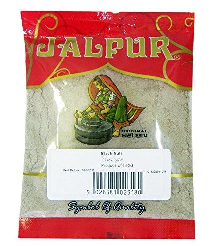 Schwarzes Salz (mit Iod/Kala Namak/Sanchar) - 50 g