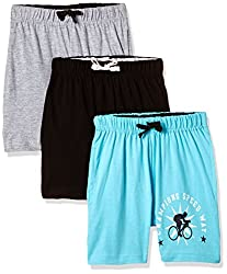 Cloth Theory Boys  Shorts (Pack of 3)