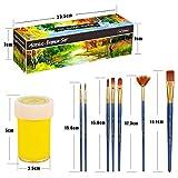 Immagine 2 wostoo colori acrilici vernice acrilica