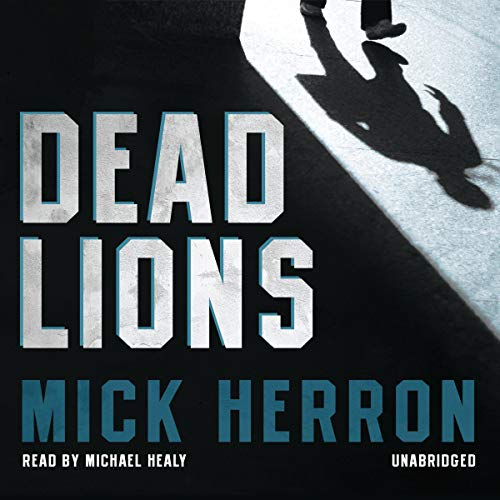 Dead Lions audiobook cover art