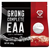 GronG(グロング) COMPLETE EAA 必須アミノ酸 ノンフレーバー 500g