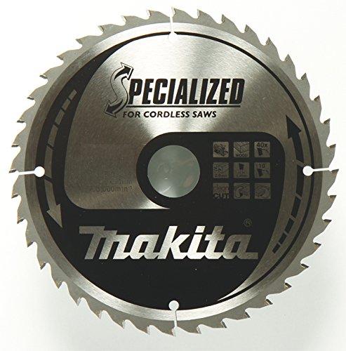 Makita Specialized Saegeblatt, 190 x 30 mm, 40Z, B-32976 - 2