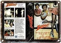 Zapped Video ティンサイン ポスター ン サイン プレート ブリキ看板 ホーム バーために