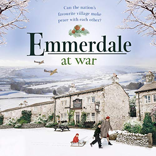 Couverture de Emmerdale at War