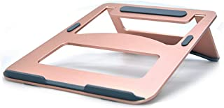 Plegable de Aluminio Tablet portátil Stand de refrigeración Plegable Soporte para Pro MacBook iPad, PC portátil, tabletas