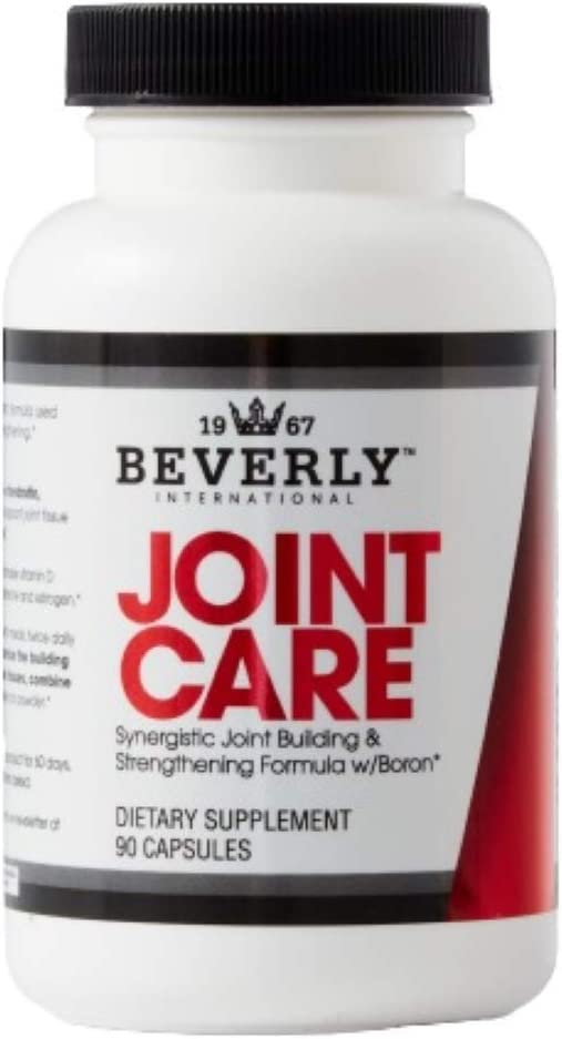Beverly International Joint Ranking TOP3 Care Athlete 90 Seattle Mall Providing Capsules.