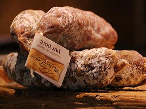 SAVOY-WÜRSTE Salami Schweinefleisch Rohwurst - 1 gekauft = 1 Kostenlos (Französische Alpen)