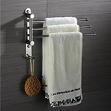 MBYW handdoekrek badkamer handdoekenrek Opbergplank Roestvrijstaal activiteit handdoek rek roestvrij staal activiteit hand...