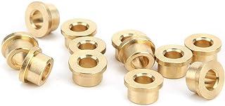 Niunion Douille en Bronze, Douille en Bronze de 12Pcs, pièces de Robots industriels à Faible Friction 5/4 d'or