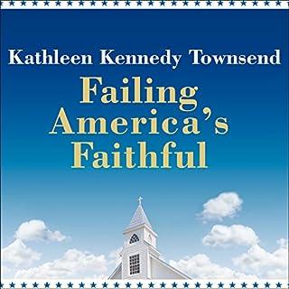 Failing America's Faithful audiobook cover art
