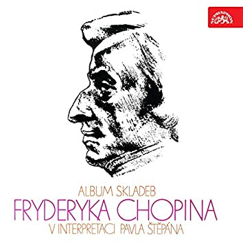 Album of Compositions of Frédéric Chopin