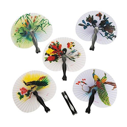 chinese circular fans - 3