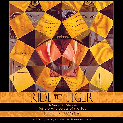 Couverture de Ride the Tiger