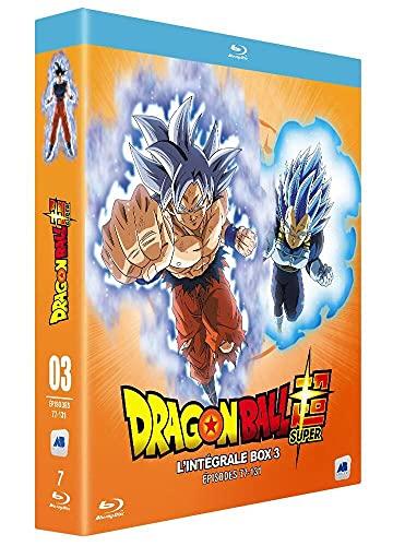 Dragon Ball Super - L'intégrale box 3 - Épisodes 77-131 [Francia] [Blu-ray]