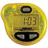 Finis Erweiterte Akustische Metronom Zum Schwimmen Tempo Trainer Pro Cronómetro de natación, Unisex, Amarillo, Small