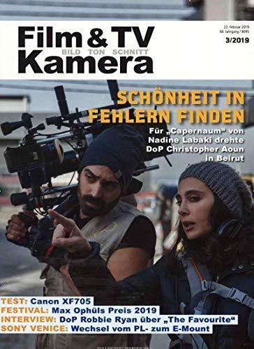 Film & TV Kameramann [Jahresabo]