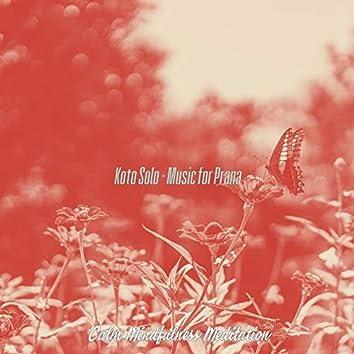 Koto Solo - Music for Prana