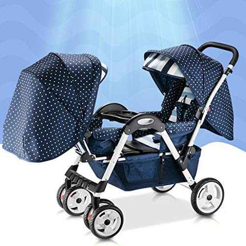 Purchase Baby Stroller Lightweight Double Stroller with Tandem Seating, Umbrella Stroller, Baby Face...