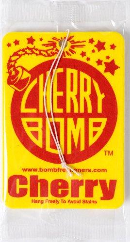 Cherry Bomb Air Freshener Pouch Pack 72 pc Box