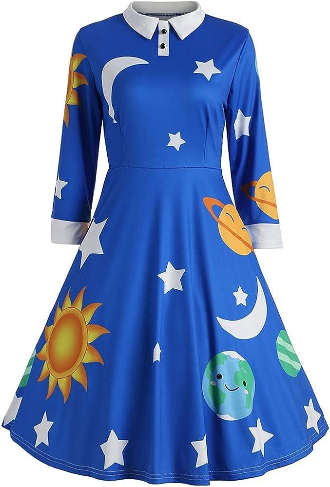 favorite Women's Planet Dress Halloween Popular product Costume Vintage Peter Collar Pan