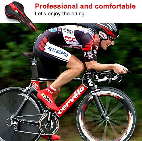 IPSXP Sillines de bicicleta de montaña