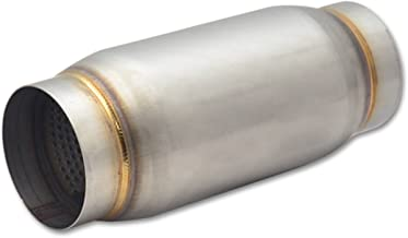 Vibrant Performance 1769 Stainless Steel Race Muffler 3in inlet/outlet x