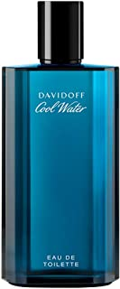Cool Water By Davidoff For Men. Eau De Toilette Spray 4.2 Fl Oz (Pack of 1)