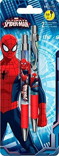 InkWorks - Marvel - Ultimate Spider-Man - 2 Mechanical Pencils - 0.5mm
