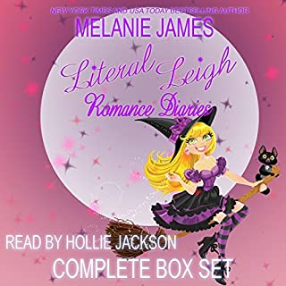 Literal Leigh Romance Diaries: The Complete Collection Boxed Set cover art