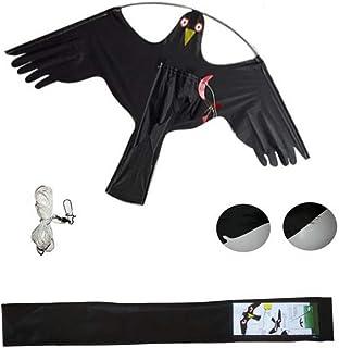 Scarecrow, A Fiberglass Rod Blackbird Control, Protection Scare Birds Birds Birds-Free Region Is Formed Environmental Scar...