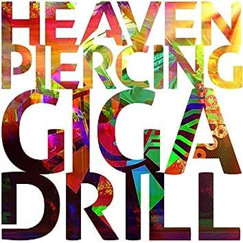 Heaven-Piercing Giga Drill