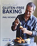 Gluten-free baking Cookery book cover