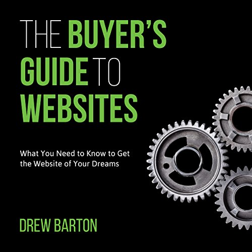 The Buyer's Guide to Websites audiobook cover art