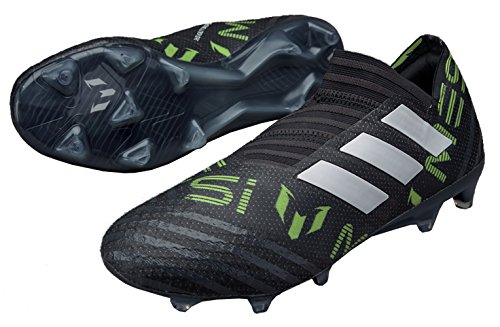adidas Nemeziz 17 360 Agility FG Cleat Mens Soccer 8.5 Black-White-Electricity