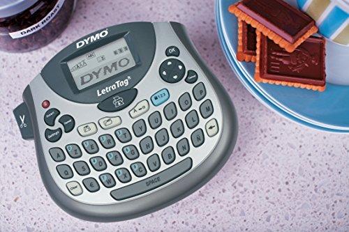 Dymo LetraTag LT-100T Etichettatrice Portatili, Tastiera QWERTY