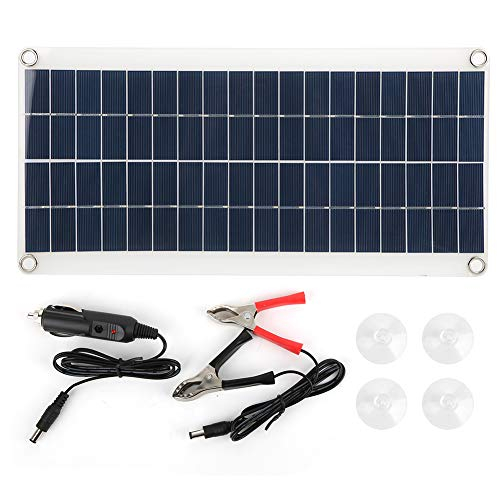 8W 18V multifunctioneel zonnepaneel Polysilicon zonnepaneel voor buiten kamperen, zonnepaneel oplader