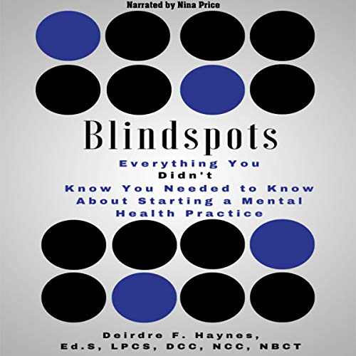 Blindspots audiobook cover art