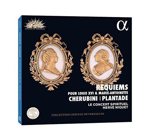 Requiems Por Luis Xvi Y Maria Antonieta